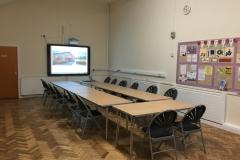 New Small Hall facility