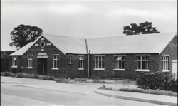 Village Hall from Main Street (date unknown)