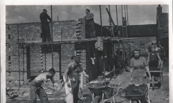 The labouring volunteers
